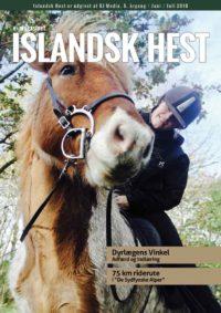 E-magasinet Islandsk hest Juni 2018