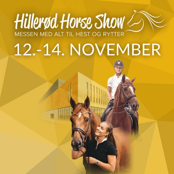Hillerød Horse Show 12 - 14 november 2021