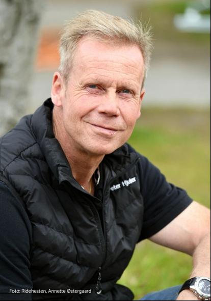 Dyrlæge Peter Hjuler
